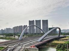 S108府河大桥